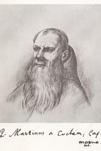 Martin von Cochem nach Steinle